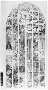 De inwijding van de tempel van Salomo (2 Kronieken 7:1-2)