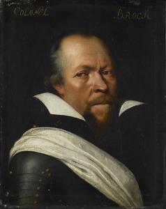 Portret van William Brog (1563-1636)