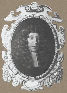 Portret van Willem van Loon III (1633-1695)