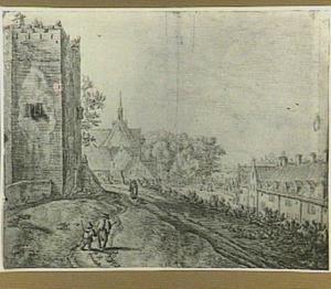 Utrecht, de Servaastoren en de Agnietenkapel
