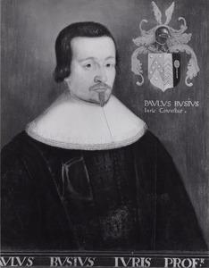 Portret van Paulus Buys (1570-1617)