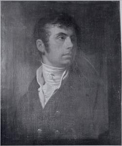 Portret van James Newman Hodges (1786-1821)