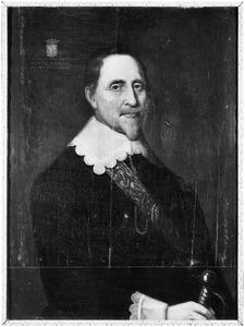 Portret van Assueer van Appeldoorn (....-1645)