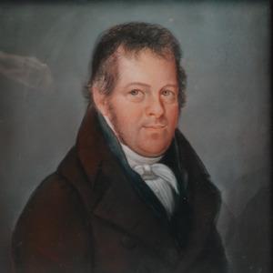 Portret van Cornelis Stam (1787-1832)