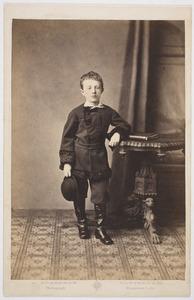 Portret van Daniel Willem Hendrik Patijn (1865-1944)