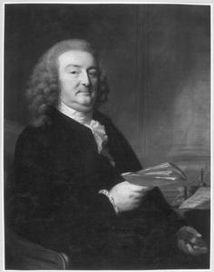 Portret van Abraham Calkoen (1729-1796)