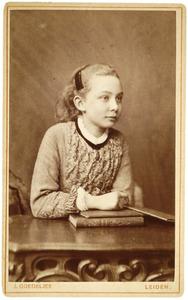 Portret van Annetje van Herwerden