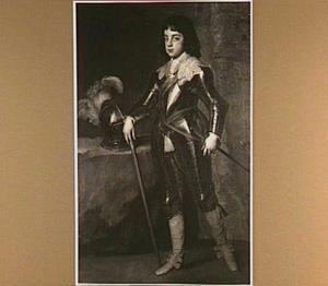 Portret Karel II van Engeland (1630-1685) als prins van Wales