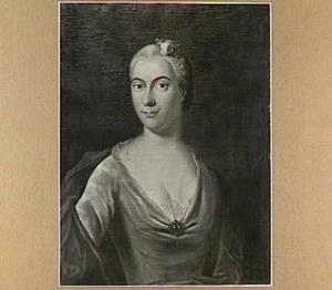 Portret van Maria de Malapert (1709-1746)