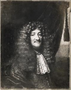 Portret van Hendrik Müller van Dragsholm van Sabygaard