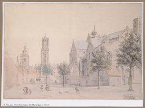 De Mariaplaats in Utrecht