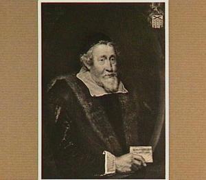 Portret van Adriaan Stalpert van der Wielen (1572-..)
