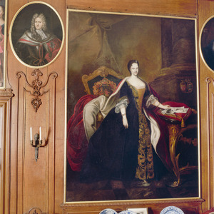 Portret van Margaretha van Reede (1667-?)