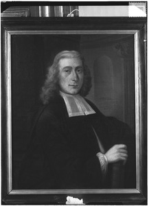 Portret van Wilhelmus Leemans (1714-1794)
