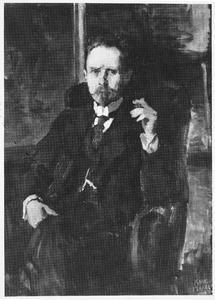 Portret van H.M. Mennes