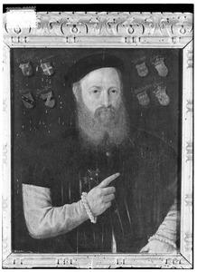 Portret van Jacob Croesinck