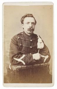 Portret van Johannes Donkersloot (1847-1921)