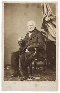 Portret van Stephanus Gerhard Everts (1782-1862)