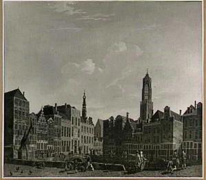 De Stadhuisbrug in Utrecht