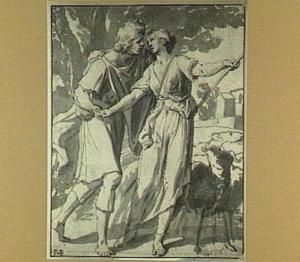Herder en herderin