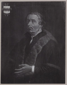 Portret van Jordan van Foreest (1494-1559)