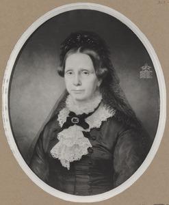 Portret van Barbara Catharina Josephina Debets (1818-1889)