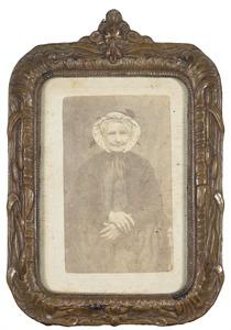 Portret van Sjoukje Klases Hogendijk (1796/1797-1865)