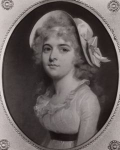 Portret van Maria Aletta van der Hoeven (1774-1833)