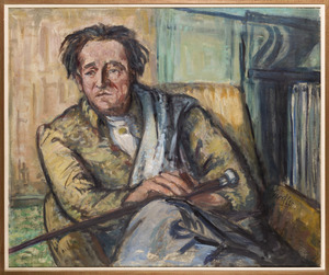 Portret van Wolfgang Frommel (1902-1986)