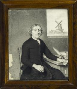 Portret van Claes Arisz. Caescoper (1650-1729)