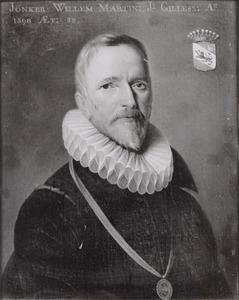 Portret van Willem Reyniersz. Buys (1587-1649)