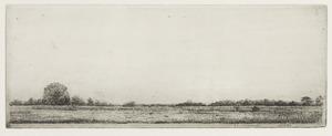 Landschap in de omgeving van Westbroek