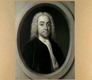 Portret van Abraham Boudaen (1688-1745)