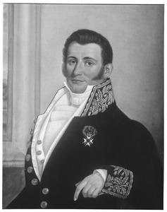 Portret van Hendrik Mac Gillavry (1797-1835)