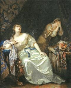 De dood van Cleopatra