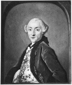 Portret van Pieter Nicolaas Rendorp (1732-1773)