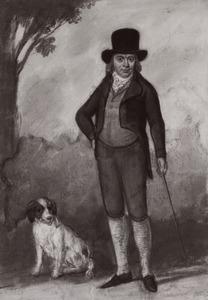 Portret van Isaac Bettink (1753-1811)