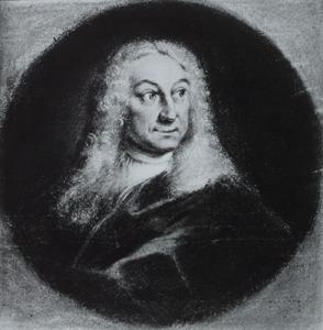 Portret van Pieter Vlaming (1686-1733)