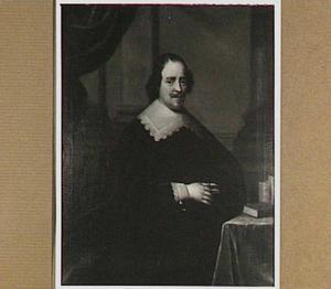 Portret van Carel Martens (1602-1649), echtgenoot van Jacoba Lampsins