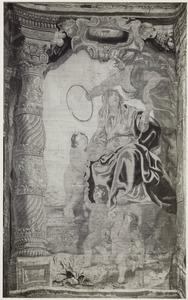 Allegorie op de Successio Papalis
