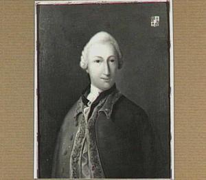 Portret van Arnold Adriaan van Tets (1738-1792)