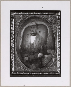 Portret van Jacob Petrus Hooft Graafland (1798-1859)