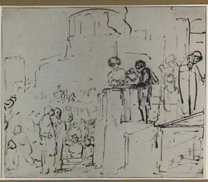 Pilatus wast zijn handen in onschuld (Mattheus 27:24)