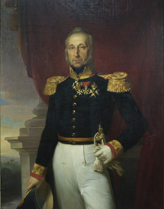Portret van Dominique Jacques de Eerens (1781-1840)