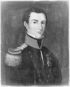 Portret van Luitenant-ter-Zee eerste klasse Jan Carel Josephus van Speyk (1802-1831)