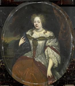 Portrert van Frouck van Aylva (....-1689)