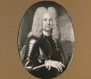 Portret van Admiraal van der Saen