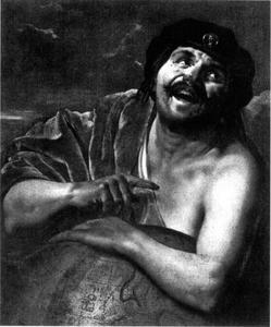De lachende fillosoof Democritus