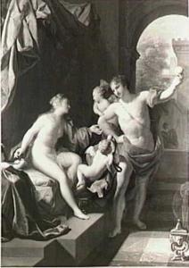 Theseus en Ariadne