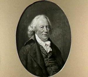 Portret van Gerrit van der Aa (1744-1814)